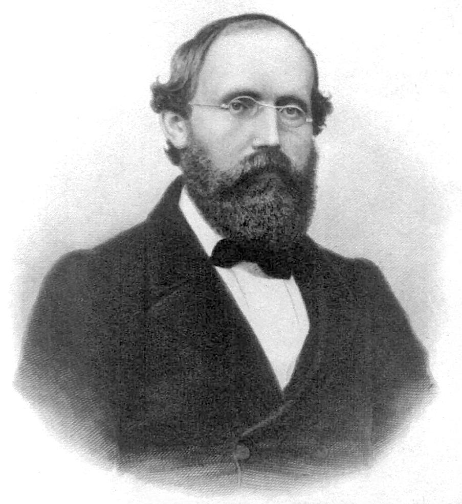 Bernhard Riemann.