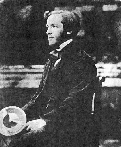 J.C.Maxwell a los 23 años